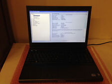Dell Precision M4600 Laptop Intel Core i7-2760QM @2.4GHz 8GB  RAM 128GB SSD Win