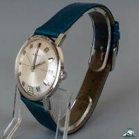 1960s Zenith Pie Pan Dial Cal. 2542C Hand-Winding 17 Jewels