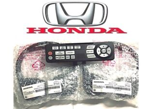 "OEM 2014-2019 Acura MDX  9"" screen Car DVD Entertainment Remote /2 headphones"