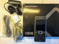 Sony Ericsson  Cyber-shot C902 - Swift Black (Ohne Simlock) Handy
