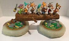 HEIGH HO RON LEE DISNEY Snow White & The Seven Dwarfs #MM940 Rare 303/350