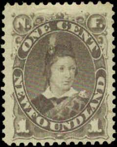 Newfoundland Scott #41 Mint No Gum