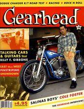GEARHEAD MAGAZINE - Issue #14 (Summer 2006)