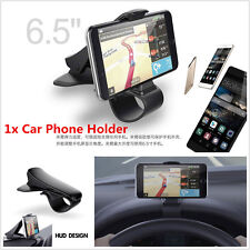 Universal Car Dashboard Holder Stand HUD Design for Mobile Smart Cell Phone GPS
