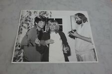 Fleetwood Mac - 8x10 band picture - Black & White Original Print - David Gans