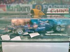"""Minichamps 1/43 Prost AP02 Olivier Panis 1999 """"Gauloises"""""""
