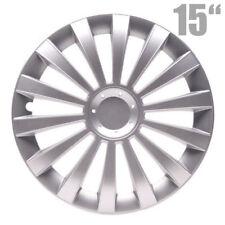 Albrecht Radzierblenden Meridian 15 Zoll Radblenden Radkappen Silber