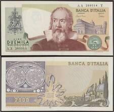 2000 LIRE 24/10/1983 GALILEO GALILEI AA...