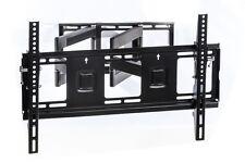 Staffa porta tv da muro universale braccio parete per lcd led plasma da 32 a 65