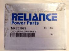 Reliance Power Co Oil Cooler Lubricating RE31929