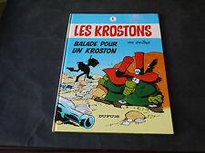 DELIEGE LES KROSTONS N°1 BALLADE POUR UN KROSTON EDITION DE 1985