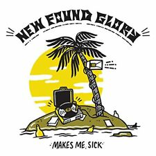 NEW FOUND GLORY-MAKES ME SICK-IMPORT CD WITH JAP From japan
