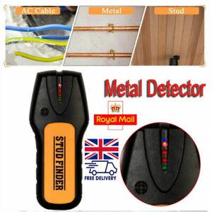3 in 1 Stud Finder Pipe Sensor Metal AC Wire Detector Electric Wall Scanner