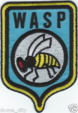 Stingray WASP Patch NEW! / Gerry Anderson Thunderbirds TB2 UFO Space 1999 Joe90