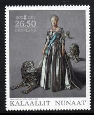 GREENLAND MNH 2012 40th Anniversary of the Coronation