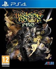 DRAGON'S CROWN PRO BATTLE HARDENED EDITION PS4 VIDEOGIOCO ITALIANO PLAYSTATION4