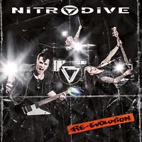 NITRODIVE - RE-EVOLUTION  CD NEU