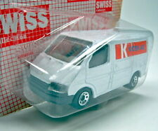 "Matchbox MB60 Ford Transit ""Kiosk"" Swiss Collection"