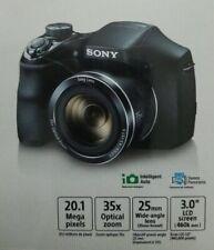Sony Cyber-shot DSC-H300 20.1 MP Digital Camera -Black - Brand New Free Shipping
