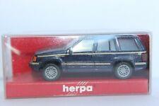 Chrysler Grand Cherokee 1:87 von Herpa blaumetallic