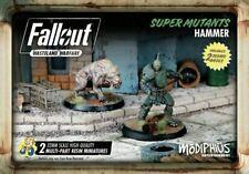 Fallout: Wasteland Warfare - Super Mutants Hammer - Free Shipping - Brand New