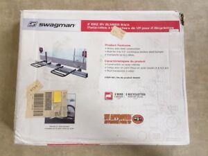 Swagman bumper mount 2 bike rack  Mfg. 80605