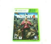 Far Cry 4 Limited Edition Tested Video Game (Microsoft Xbox One, 2014)