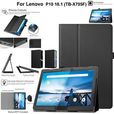 """Funda de Piel para Lenovo Tab P10 10.1"""" TB-X705F Soporte Magnético Libro Smart"""