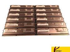96GB (12 X 8GB) DELL PowerEdge For C2100 C6100 M610 M710 M420 R410 R515 Memory