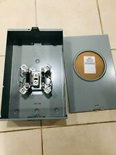 Durham 200 Amp  Meter Box 600 Vac 3 Phase 3R Enclosure New Other