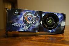 XFX NVIDIA GeForce 9800 GTX+ (PV-T98W-YDFH V1.2) 512MB DDR3 DUAL DVI TV PCI-E
