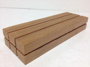 "Prewar O American Flyer 5"" Wood Lumber Load fits 6-1/2"" Flat Log Car 4 & 8 Wheel"
