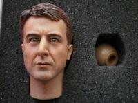 "1:6 Scale Dustin Hoffman Male Head Sculpt F 12"" Hot ZY Toys Phicen Action Figure"