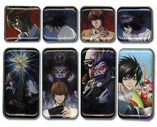 Shonen Jump Death Note Light, Ryuk, L Art Official Product Magnet Set of 8 pcs