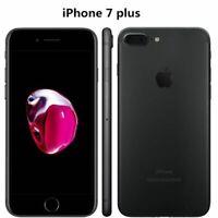Apple iPhone 7 Plus 256GB - Black (Unlocked)Smartphone + Warranty