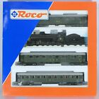 ROCO HO 63010 SWISS SBB C5/6 SET DIGITAL INTERFACE FAB RUNNER MAINLY MINT BOXED