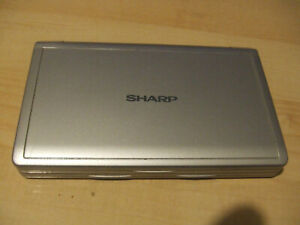 FAULTY DAMAGED DISPLAY - Sharp PW-E300 Electronic Dictionary Faulty