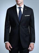 TED BAKER Navy CAREZ THE GOLDEN EWE Wool Suit Jacket BNWT UK44 Regular