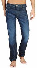 Diesel Krooley Regular Slim-Carrot Leg Jeans Pants Trousers 0073N 27x32 $180