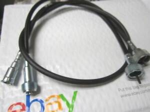set of 2 84 85 86 87  GRAND NATIONAL REGAL T TYPE SPEEDOMETER CABLE UPPER LOWER