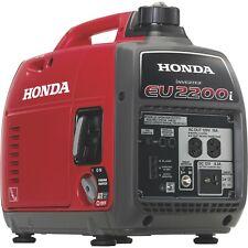 Honda EU2200i Portable Inverter Generator 2200 Surge Watts  FREE SHIPPING