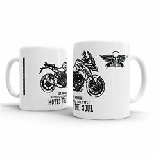 JL KTM Super Duke GT inspired Motorcycle Art – Gift Mug