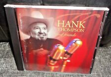 Hank Thompson And Friends (CD, 1997)