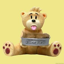 BAD TASTE BEARS FOZZY FUR PIE EATER - FAST SHIPPING - MORE IN SHOP