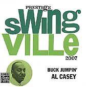 Al  Casey Buck Jumpin' Swingville (Jazz) (CD 1991)