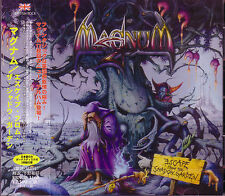 MAGNUM Escape From The Shadow Garden Deluxe Edition JAPAN 2 CD 2014 Evolution