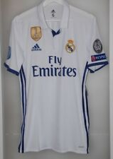 Match worn shirt jersey Real Madrid Spain Champions League Gareth Bale Wales