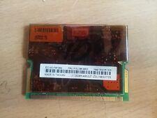 WIFI WIRELESS NOTEBOOK CARD MINI PCI LAN-ambito J07M040.00 108