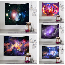 Galaxy Stars Tapisseries Grande Tenture murale Hippie Couvre-lit Decor tapestry