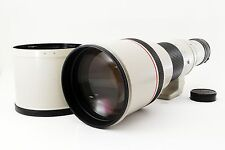 Excellent!! Canon New FD NFD 500mm f/4.5 L MF Lens from Japan F/S